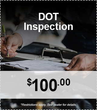 DOT Inspection